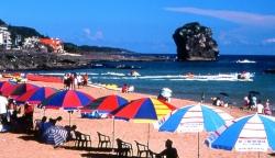 船帆石沙滩